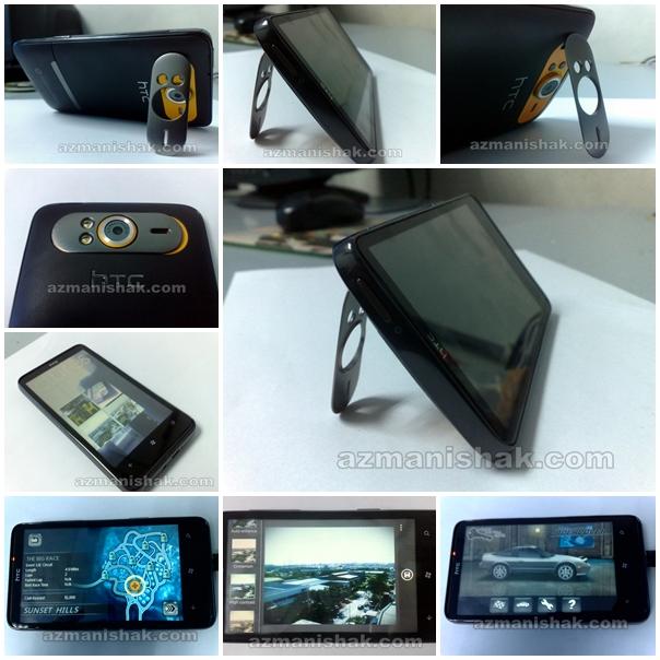 Review 1 – #Maxis10 HTC HD7 – Cinta Pandang Pertama