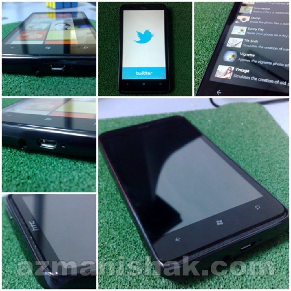 Review 6 – #Maxis10 HTC HD7 – Perkara yang perlu diperbaiki untuk FIRMWARE akan datang.