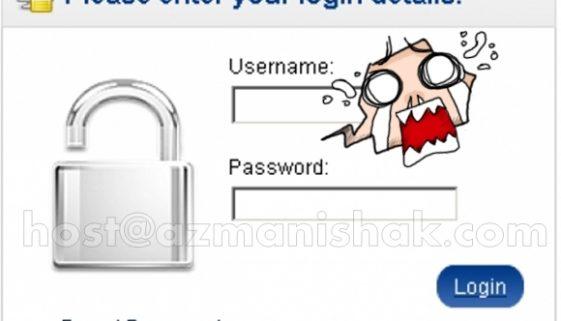 PHPMyadmin – TOLONG: Saya terlupa password WordPress.
