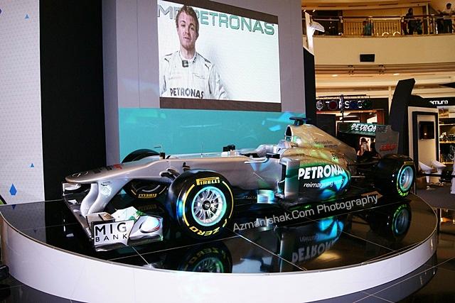 Pertonas Malaysia Grand Prix 2012 di KLCC