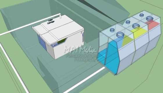 Cara atasi masalah gelembung pada printer topup ink