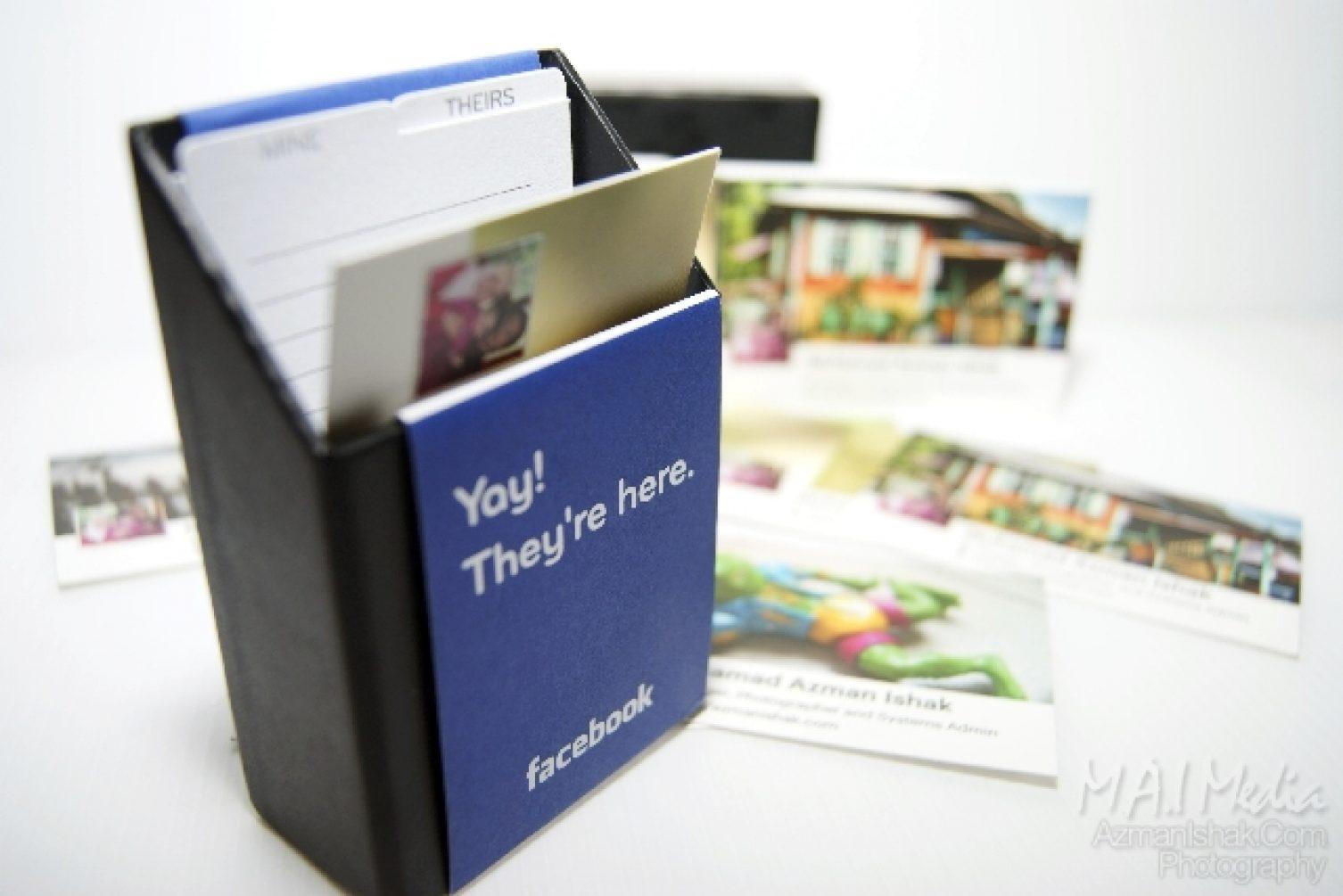 Yay! They're here – 50 Keping kad Facebook Timeline yang diberi percuma
