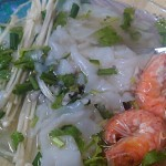 Menu Malam Ini – Kuew Tiaw Sup ala Paparich