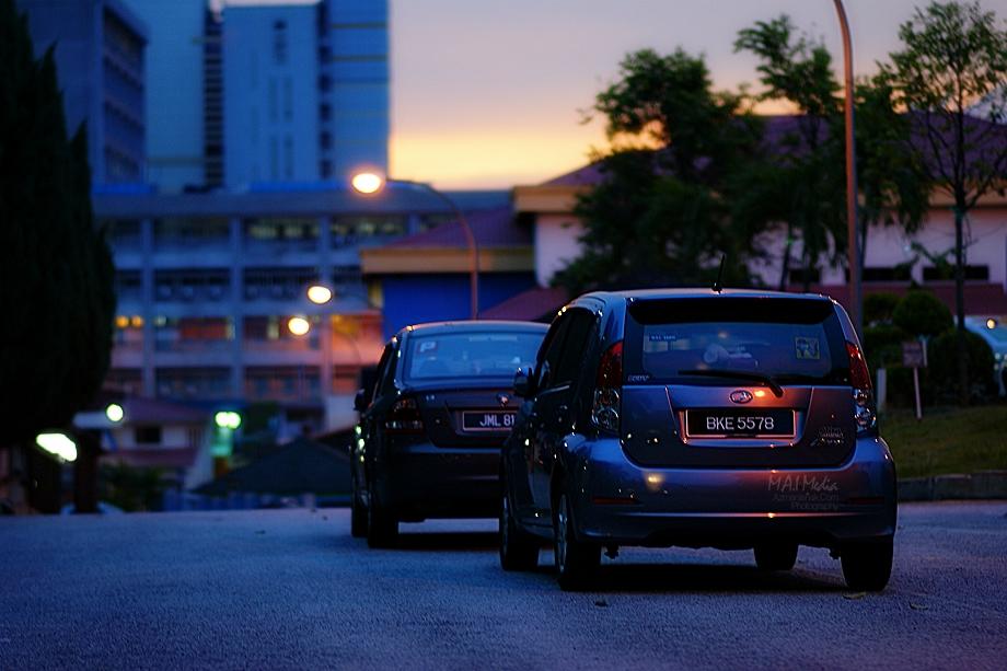 BigPicture : Kawasan Letak Kereta Pusat Perubatan University Malaya