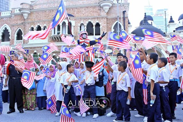 Aktiviti Tahunan – Sambutan Kemerdekaan 2012