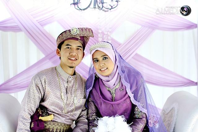 Fotografi Perkahwinan: Noor Aimran & Nornasuha