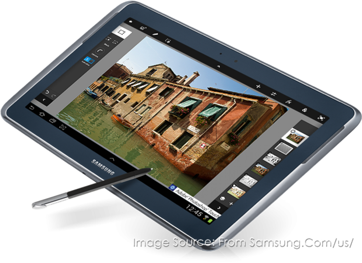 Semalam ku bermimpi, hari ni menjadi kenyataan – Gadjet Impian… Samsung Galaxy Note 10.1 kini dalam genggaman