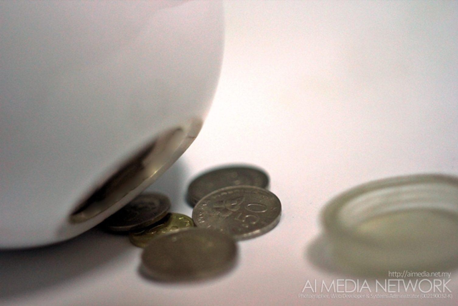 Gambar tabung duit