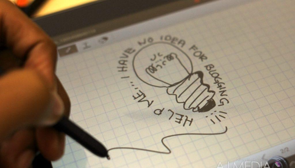 Samsung Galaxy Note 10.1 - Gadget Impian Saya