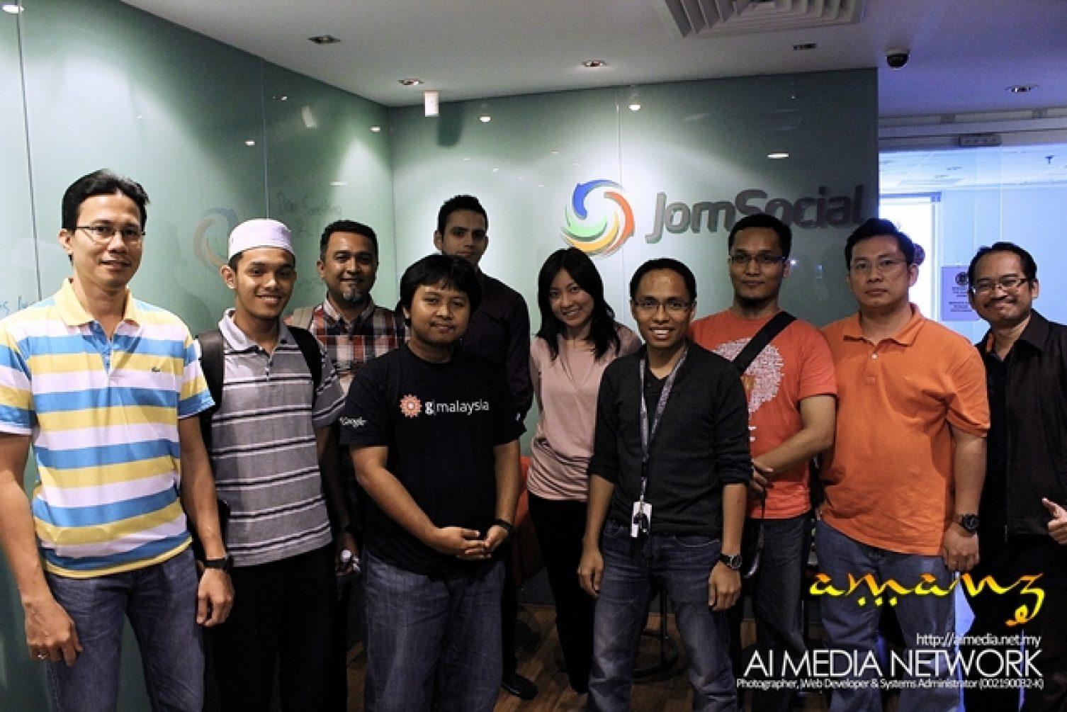 Antara peserta-peserta AMANZEDU.
