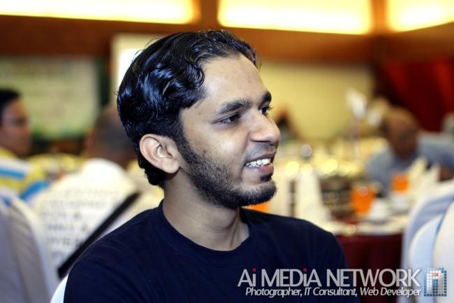 Aman Firdaus - Founder of AMANZ.MY.. lepas ni harap jangan ade yang tak kenal dah.. hahaha...