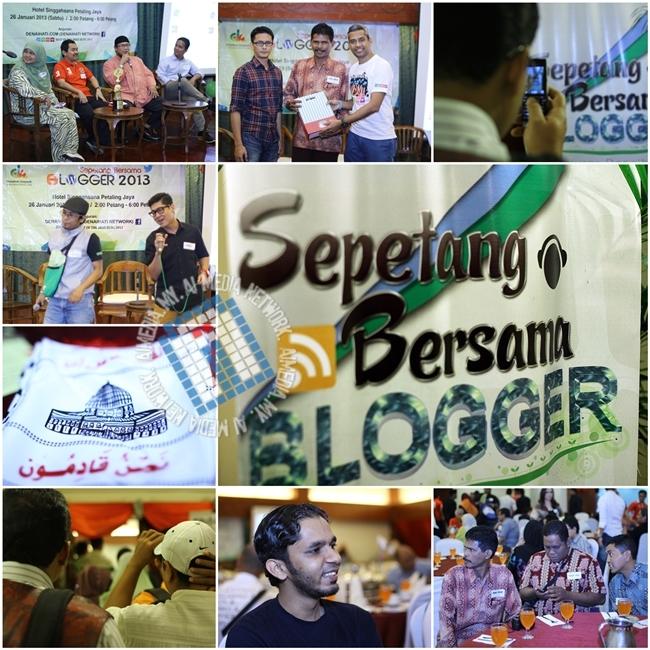 Kompilasi Foto Sepetang Bersama Blogger 2013 - 2