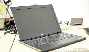 Dell Vostro 130 - Model nipis dikalangan Laptop Dell