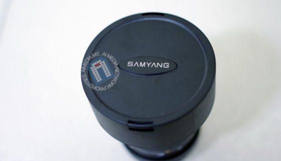 Samyang 14mm f2.8 - Ultra Wide Angle Lense.