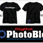 PRE-ORDER: T-Shirt Digital PhotoBlogger