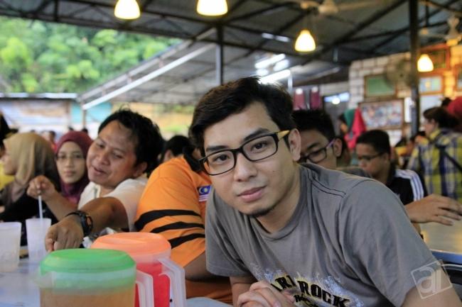 Alif Alfianfy - Founder www.blogr.my