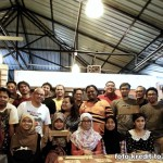 Iftar Ramadan Blogger-Blogger Pencen dan Hampir Pencen