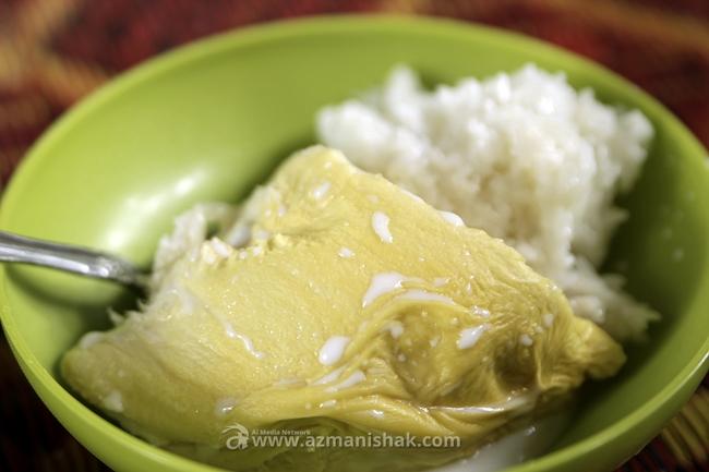 Durian puluiiitttt, memang paveret laaaa
