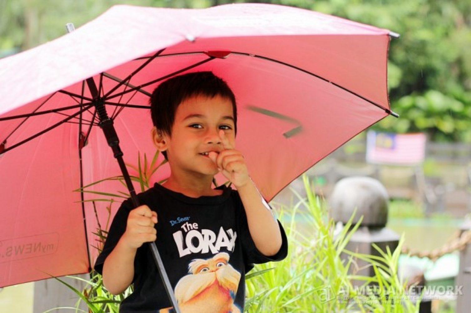 BigPicture: Party 50mm di Taman Tasik Perdana