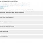 Pembinaan Selesai: WordPress Template – FotoBesar versi 3.0
