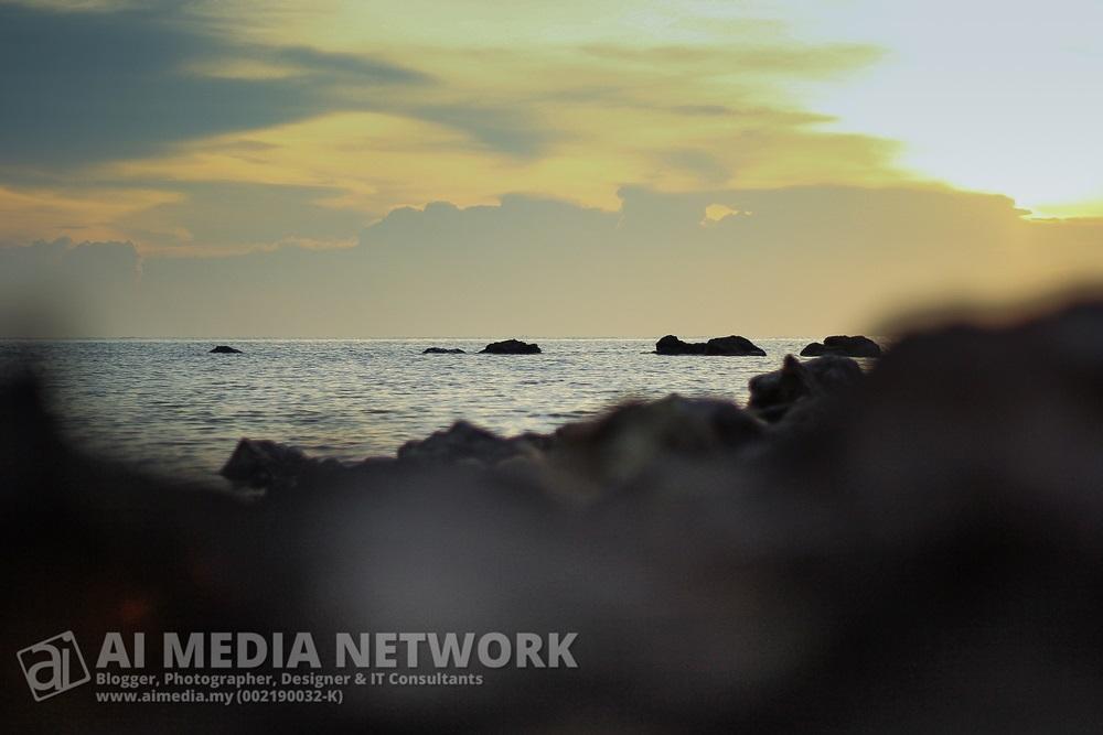 Siri kembara pantai Kelana Beach - 002