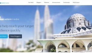 Salam Media - Syarikat Pengiklanan Berkonsepkan Syariah Islam