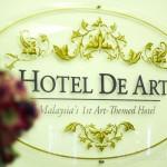 Hotel De Art Shah Alam, hotel yang berdekatan dengan i-City
