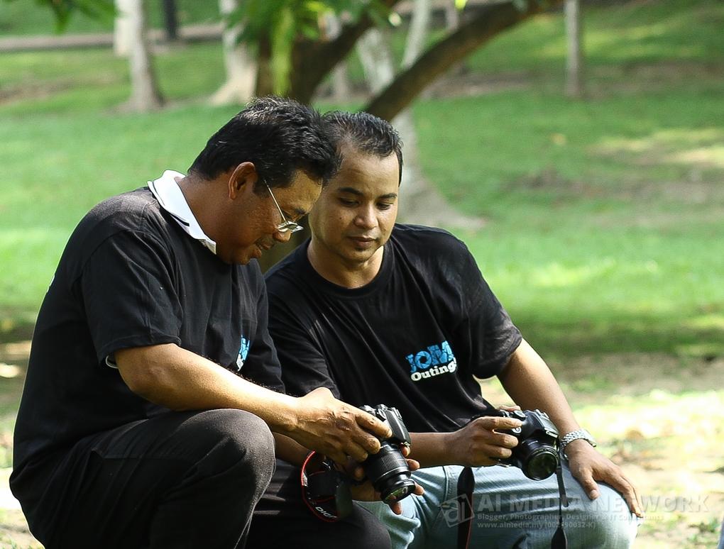 """Acik Saiful : """"Amacam? Cun tak?"""""""