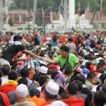 Foto-Foto Pilihan : Perhimpunan #BantahGST 501 di Dataran Merdeka 2014
