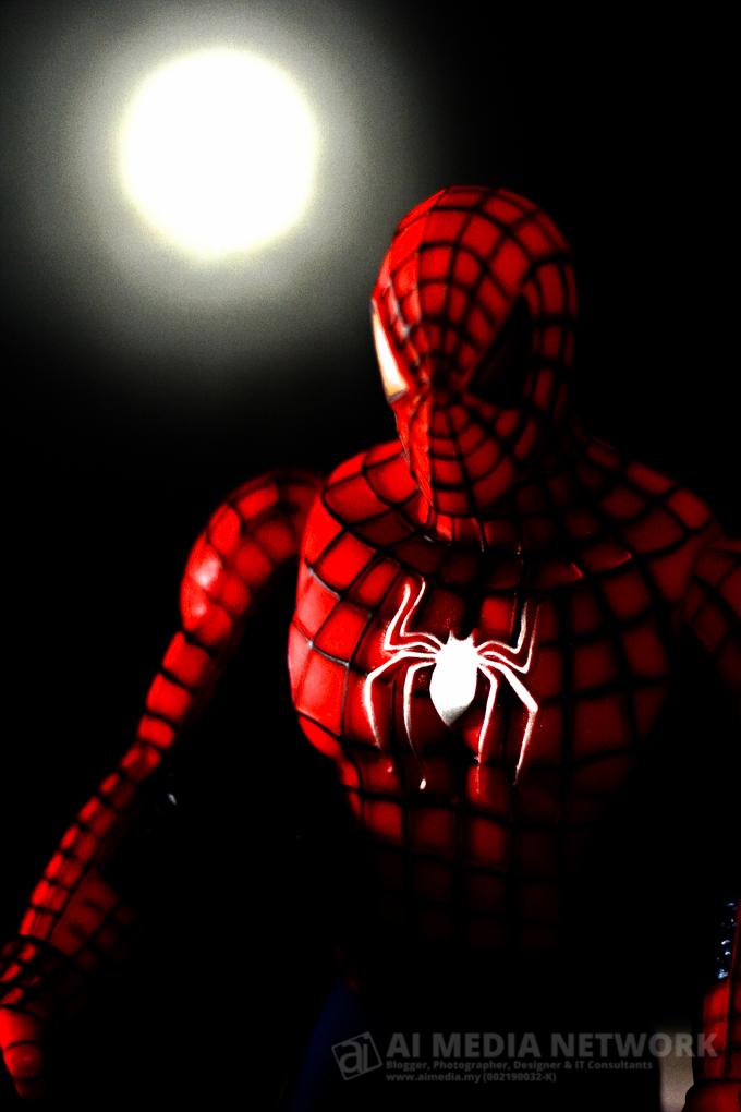 Potret Spiderman 2 - Konon-kononnya. Sape sudah pergi menonton?