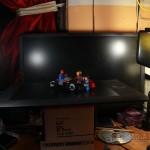 PhotoBlogger vol #1: Foto-foto mainan lego tanpa studio